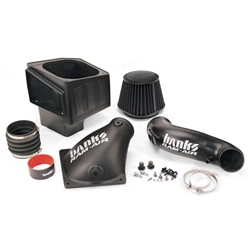 BANKS POWER RAM-AIR INTAKE SYSTEM WITH DRY FILTER|2010-2012 DODGE 6.7L CUMMINS 1