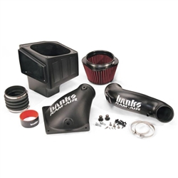BANKS POWER RAM-AIR INTAKE SYSTEM WITH OILED FILTER|2010-2012 DODGE 6.7L CUMMINS 1
