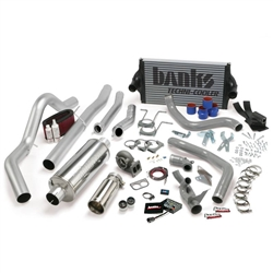 BANKS POWER POWERPACK COMPLETE POWER BUNDLE W/ OTTOMIND MODULE/CHROME TIP|1994-1997 FORD 7.3L POWERSTROKE (CC-LB AUTO TRANS) 1