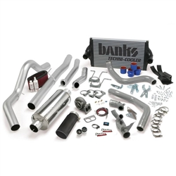 BANKS POWER POWERPACK COMPLETE POWER BUNDLE W/ OTTOMIND MODULE/BLACK TIP|1994-1997 FORD 7.3L POWERSTROKE (CC-LB MAN TRANS) 1