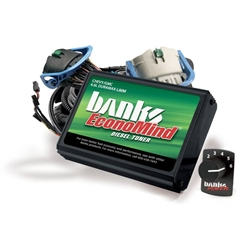 BANKS POWER ECONOMIND TUNER W/ SWITCH (POWERPACK CALIBRATION)|2007.5-2010 GM 6.6L DURAMAX LMM 1