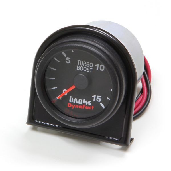 "BANKS POWER 2-1/16"" BOOST GAUGE KIT (0-15 PSI) 1"