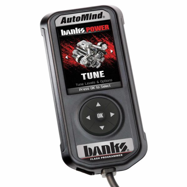 BANKS POWER HANDHELD AUTOMIND 2 PROGRAMMER 1994-2018 FORD POWERSTROKE 1