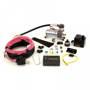 AIR LIFT WIRELESSAIR COMPRESSOR SYSTEM|FITS ALL BRANDS OF HELPER SPRINGS - CONTROL 2 SPRINGS INDEPENDENTLY 1