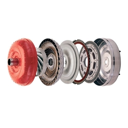 BANKS POWER BILLET TORQUE CONVERTER W/ RACELOCK TECHNOLOGY|1995-2003 FORD 7.3L POWERSTROKE (6-STUDS E4OD TRANS) 1
