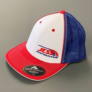 Red White and blue JP hat