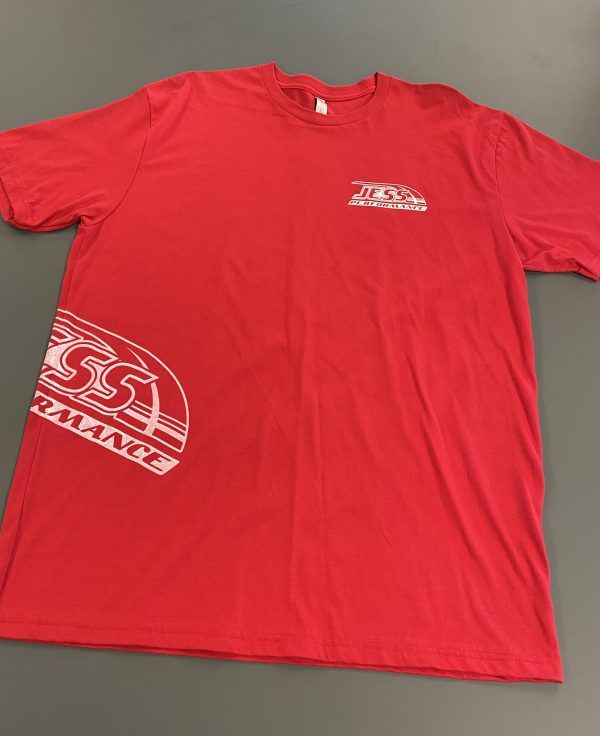 jp red boost tee